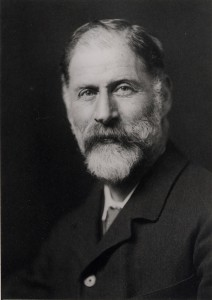 Founder of the National Trust