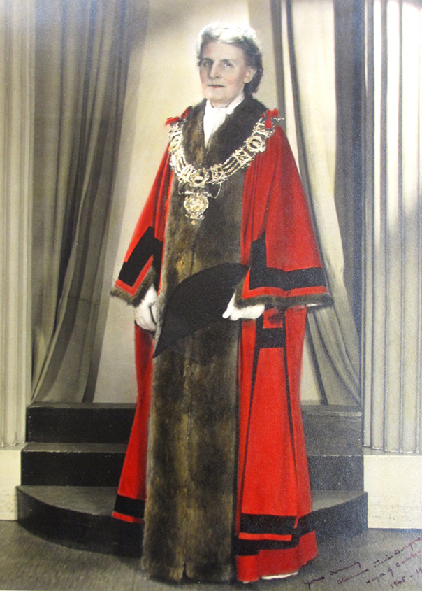 Jessiw Burgess, Mayor of Camberwell