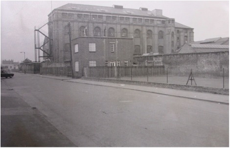 R Whites Factory, Neate Street, Cobourg Road 1969