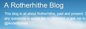 rotherhitheblog